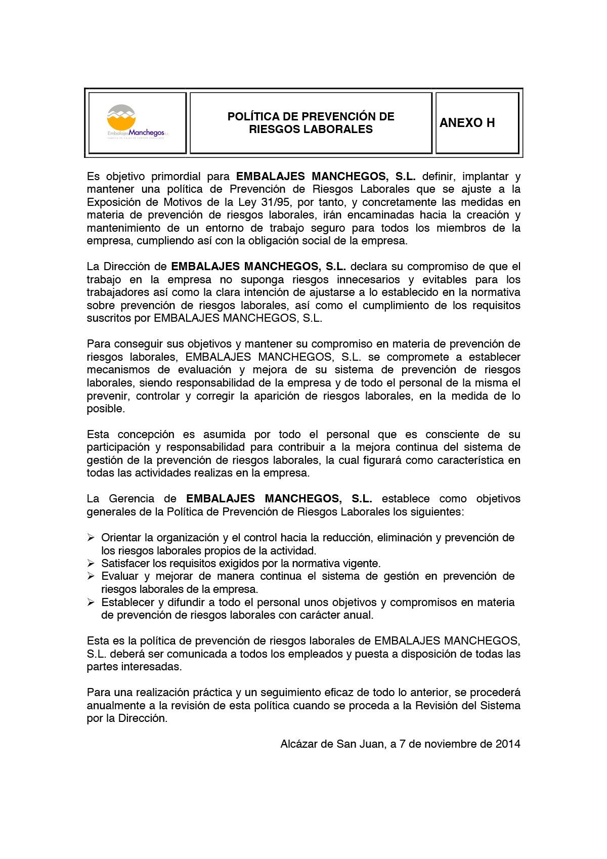 POLITICA-DE-PREVENCIÓN-DE-RIESGOS-LABORALES